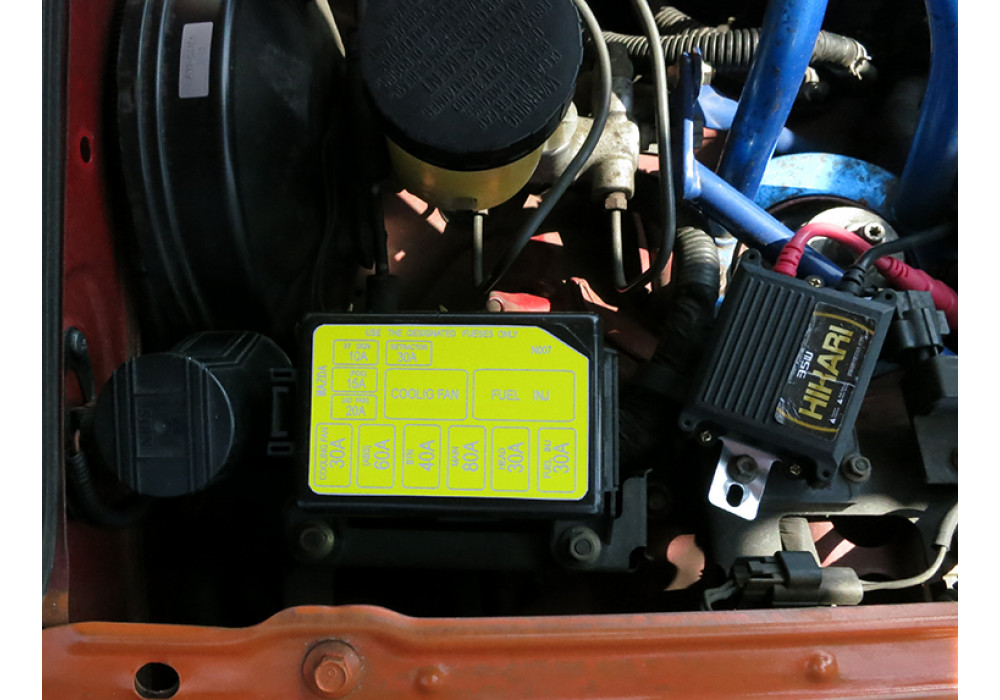 02 029_2 nielex fuse box sticker for mazda miata mx5 89 05 rev9 eunos fuse box diagram at bayanpartner.co