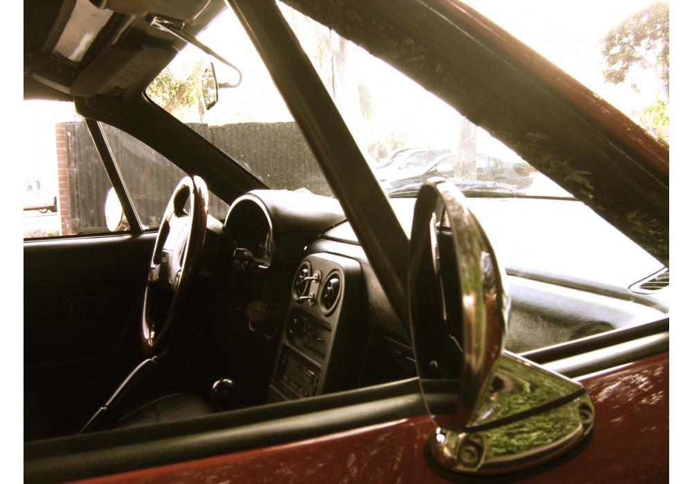 Runabout S800 Mirrors For Mazda Miata Mx 5 89 97 Rev9