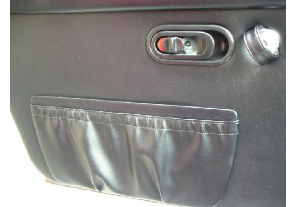... ZOOM Door Storage Pockets For Miata MX5 MX-5 89-97 JDM Roadster ... & ZOOM Door Storage Pockets For Mazda Miata MX-5 NA | REV9 Pezcame.Com