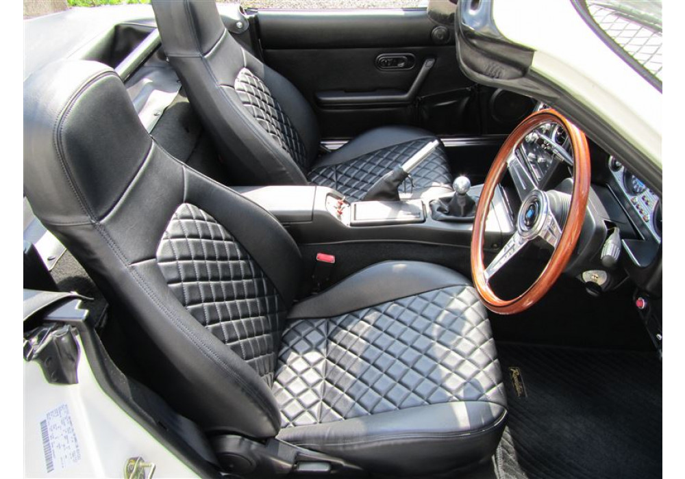 Nakamae Quilted Seat Covers For Miata MX-5 NA | REV9 : quilted car seats - Adamdwight.com