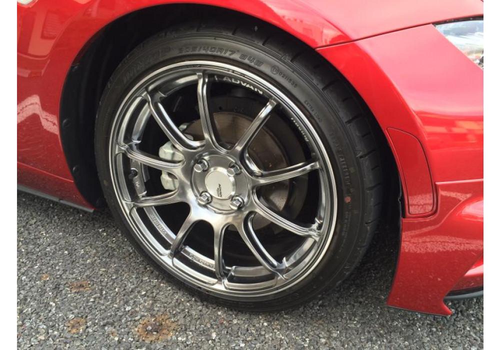 Advan Racing Rz Ii 17 Wheel For Miata Mx 5 Nd Rev9