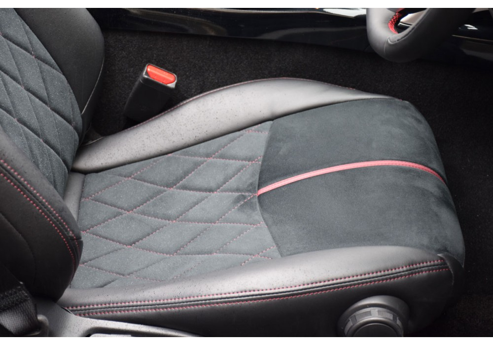 DAMD Quilted Seat Covers For Miata MX 5 ND 2016