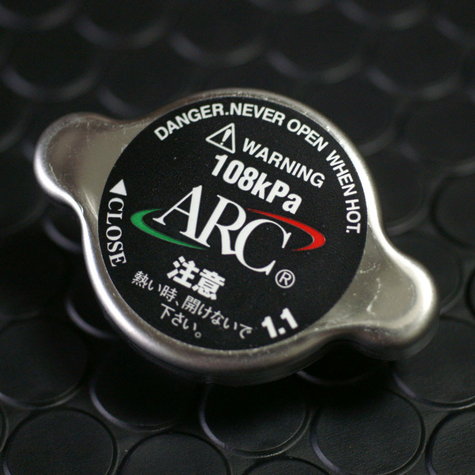 ARC Type-A Radiator Cap