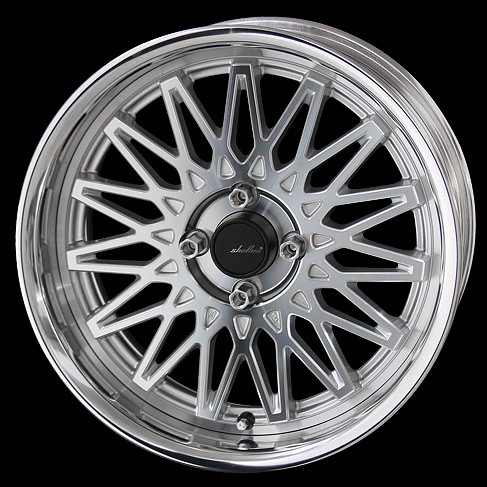 """AME Shallen Mesh 16"""" Wheel"""
