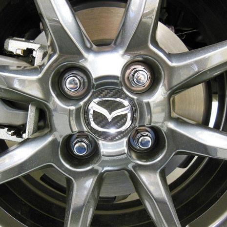 HASEPRO Wheel Cap Emblem