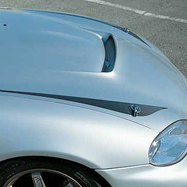 Garage Vary Aero Hood For Miata MX5 MX-5 98-05 JDM Roadster : REV9 Autosport