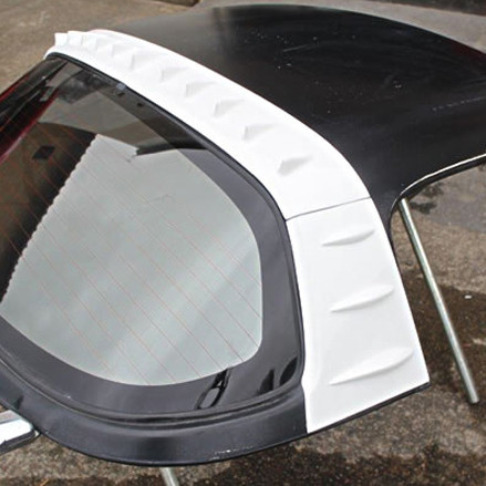 Garage Vary Hardtop Turbulator