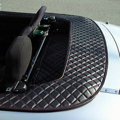 Nakamae Quilted Top Cover For Miata MX5 MX-5 1989-2005 JDM Roadster : REV9 Autosport