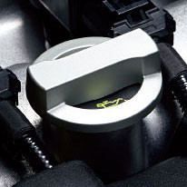 Mazdaspeed Oil Filler Cap