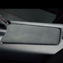 Mazdaspeed Suede Armrest Cover