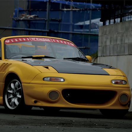 S2 Racing 01-kai Front Bumper