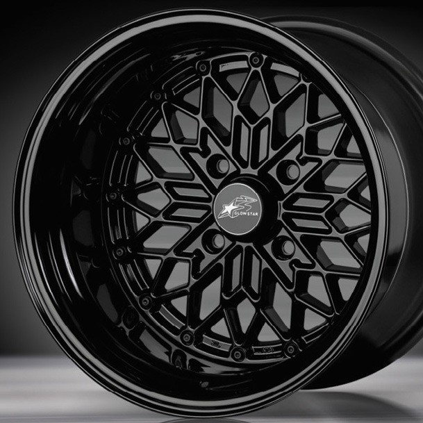"Star Road GLOWSTAR MS-B 15"" Wheel"