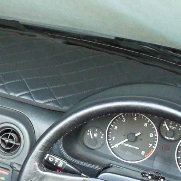 Nakamae Dashboard Cover For Miata MX5 MX-5 89-05 JDM Roadster : REV9 Autosport