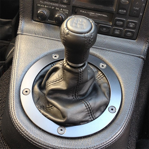 Nakamae 430D Leather Shift Knob