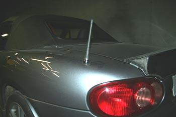 Joyfast Short Antenna For Miata MX5 MX-5 89-05 JDM Roadster : REV9 Autosport