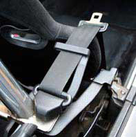 JoyFast Seatbelt Extension For Miata MX5 MX-5 89-05 JDM Roadster : REV9 Autosport