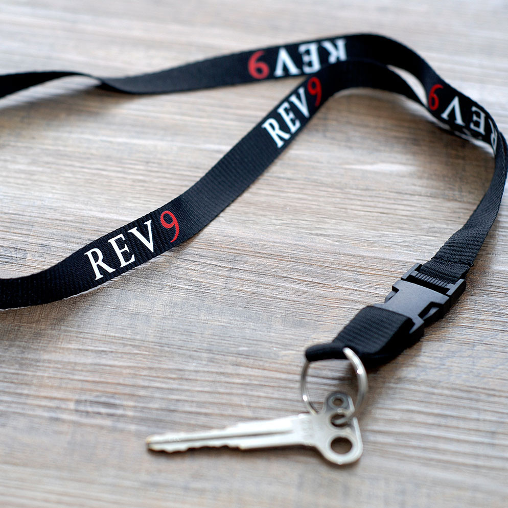 REV9 Keychain Lanyard For Miata MX5 MX-5 YEARS JDM Roadster : REV9 Autosport