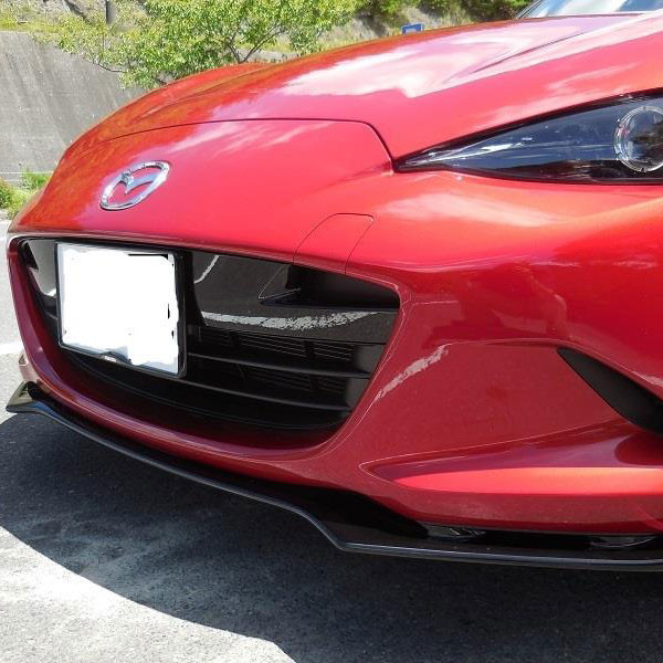 Mazdaspeed Front Skirt