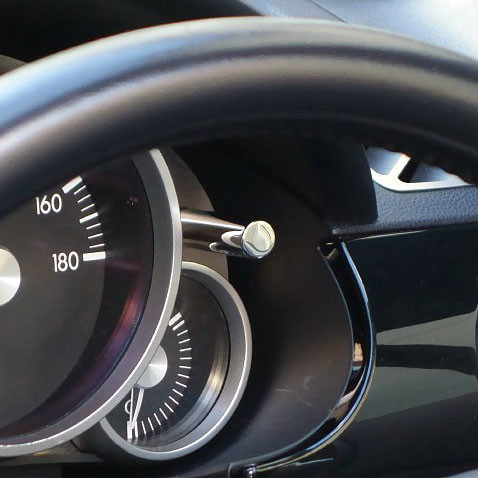 Zeromotive Meter Button Covers