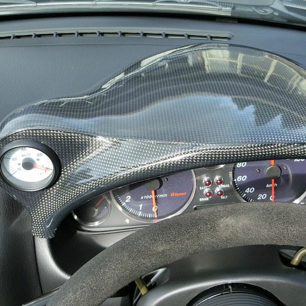 Garage Vary Meter Gauge Hood For Miata MX-5 NB