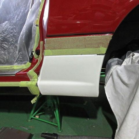 Garage Vary Restoration Rocker Panels