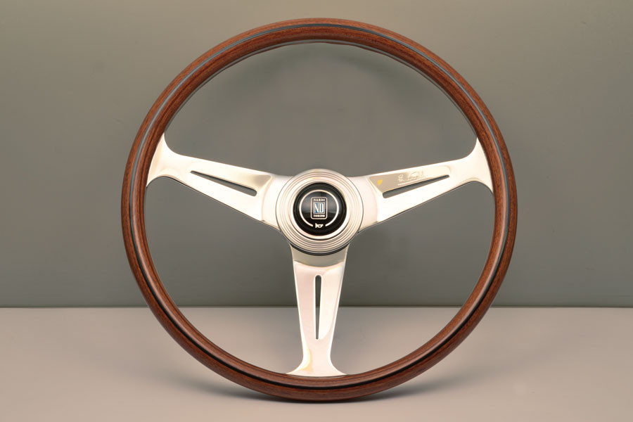 Nardi Classico 390MM Polished & Wood