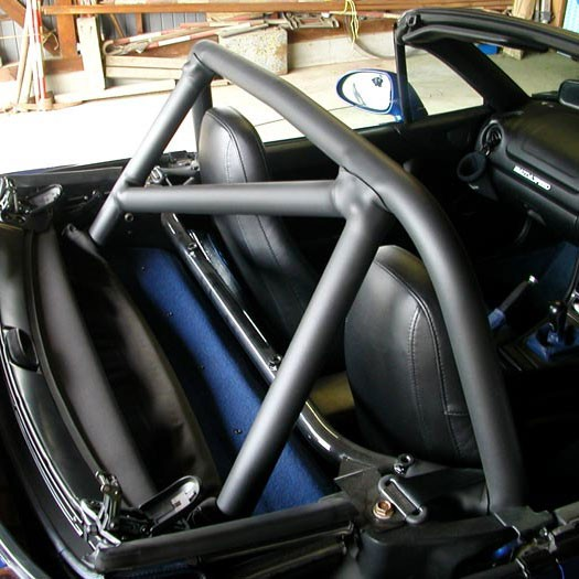 Carbing Roll Bar