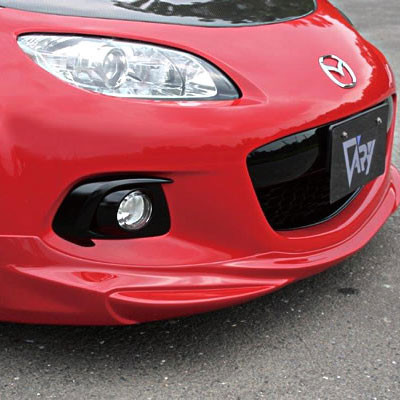 Garage Vary NC3 Front Spoiler