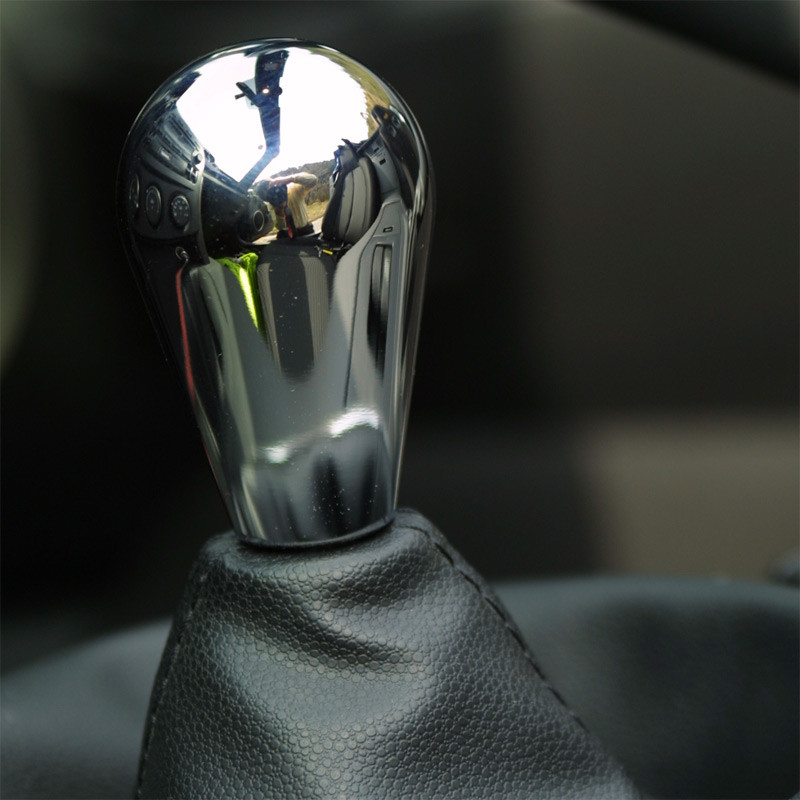 Nielex Oval Chrome Shift Knob For Miata MX5 MX-5 89+ JDM Roadster : REV9 Autosport