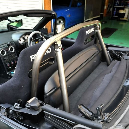 Saito NA & NB 4-Point Roll Cage
