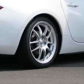 "Enkei Racing PF01 Wheels 17"" Wheel"