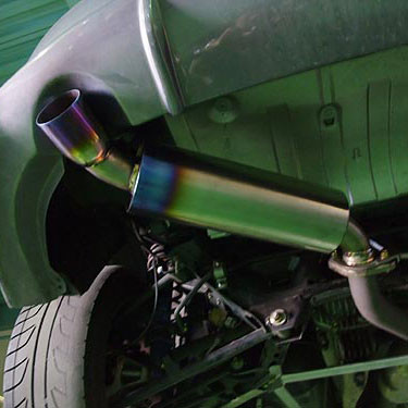 Integral Kobe N-Zero Exhaust For Miata MX5 MX-5 06+ JDM Roadster : REV9 Autosport