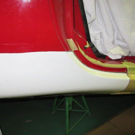 Garage Vary Restoration Rocker Panel