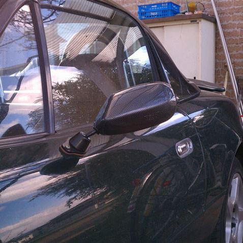 Zeromotive GT Mirrors