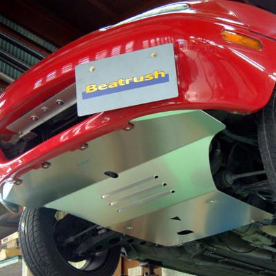 Beatrush Aluminum Underpanel For Miata MX5 MX-5 89-98 JDM Roadster : REV9 Autosport