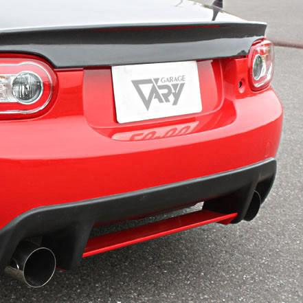Garage Vary Rear Spoiler Type-3 For Miata MX5 MX-5 06+ JDM Roadster : REV9 Autosport