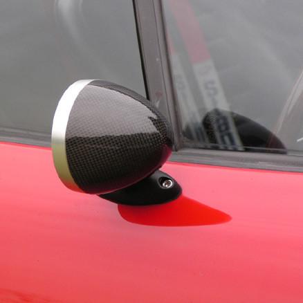 Miata Mirrors Carbon Zoom Carbon Mirrors For Miata