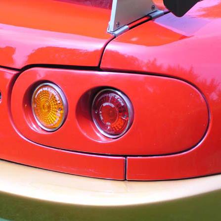 Zoom Elan Tail Lights For Miata MX5 MX-5 89-97 JDM Roadster : REV9 Autosport