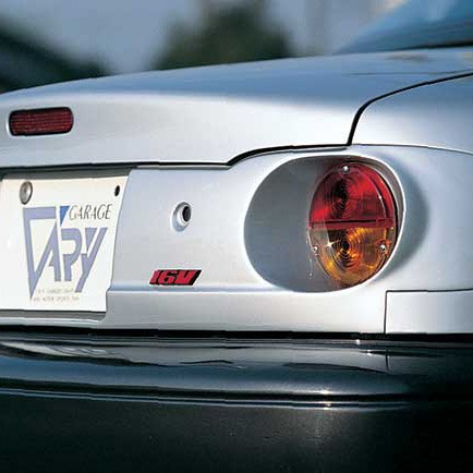 Garage Vary Tail Lights For Miata MX5 MX-5 89-97 JDM Roadster : REV9 Autosport