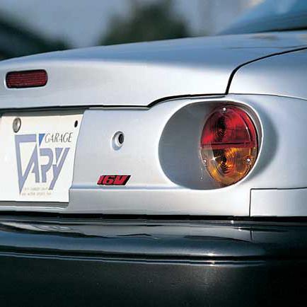 Garage Vary Tail Lights For Miata MX5 MX-5 89-97 JDM Roadster : REV9 Autosport