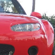 Garage Vary Eye Lids For Miata MX5 MX-5 06+ JDM Roadster : REV9 Autosport