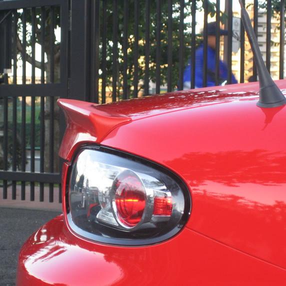 Garage Vary Rear Spoiler Type-1 For Miata MX5 MX-5 06+ JDM Roadster : REV9 Autosport