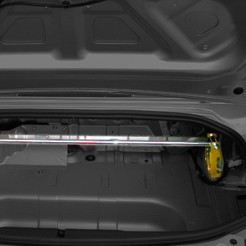 Beatrush Rear Strut Bar For Miata MX5 MX-5 ALL YEARS JDM Roadster : REV9 Autosport