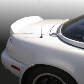 Jet Stream Rear Spoiler Type-1 For Miata MX5 MX-5 89-97 JDM Roadster : REV9 Autosport