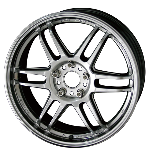 "AME Tracer TM-02 17"" Wheel"