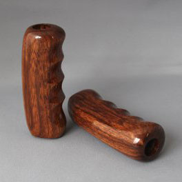 Arrive Mahogany Handbrake Handle