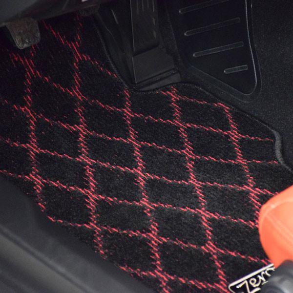 Zero X-Pattern Floor Mats