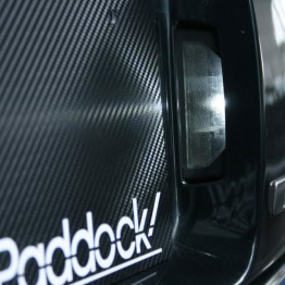 Paddock Style License Plate LED Kit