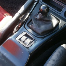 Paddock Style Center Console