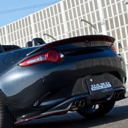 Rear Spoilers Wings For Mazda Mx 5 Miata Nd 2015 Rev9